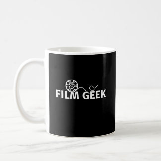 Film Geek Coffee Mug