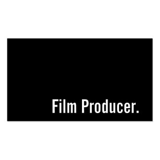 Film Industry Business Card