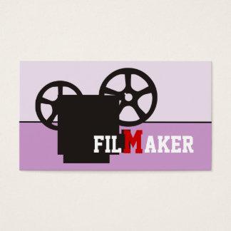 Film maker/director/Movie maker business cards