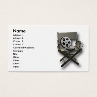 Film Movie Business Card