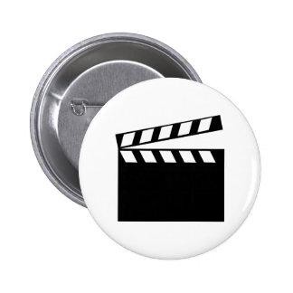 Film Movie Clapper Buttons