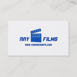 Movie maker business cards business card printing zazzle ca film movie maker director producer business card colourmoves