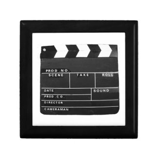 Film Movie Video production Clapper board Gift Box