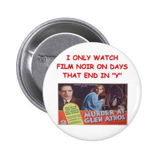 film noir buttons