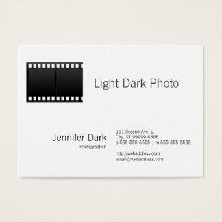 Film Photo Photographer Business Card