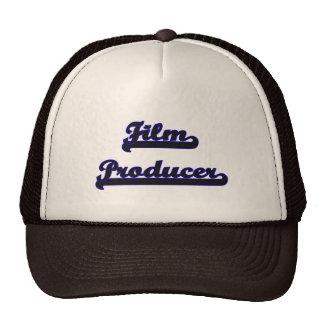 Film Producer Classic Job Design Trucker Hat