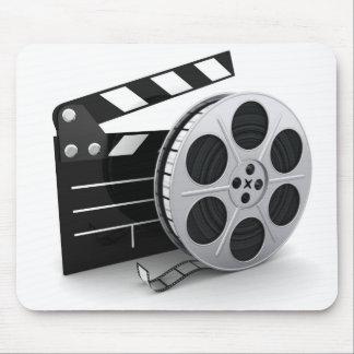 Film Reel Clapper Mousepad