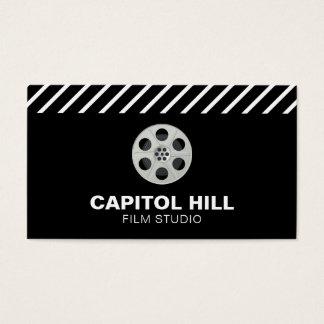 Film Reel | Film Studio | Professional Film Maker Business Card