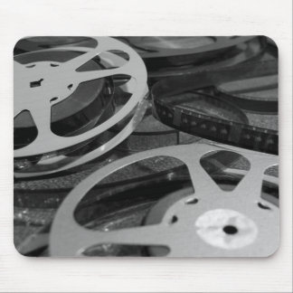 Film Reel / Movie Reel Mousepad