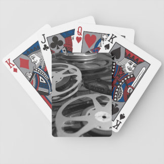 Film Reel / Movie Reel Playing Cards