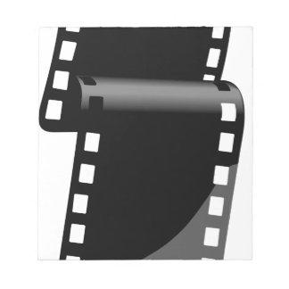 Film Roll Notepad
