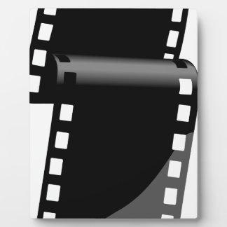 Film Roll Plaque