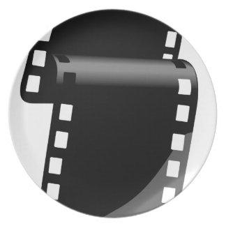 Film Roll Plate