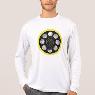 "Film Spool T-Shirt - ""The Spiral Spool of Life"""