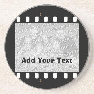 Film Strip Custom Photo Frame Drinks Coaster