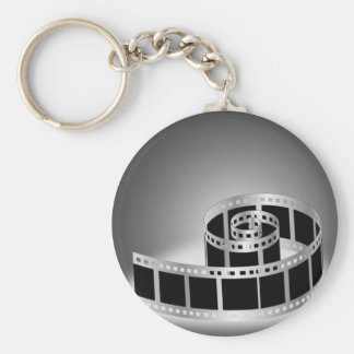 Film strip keychain