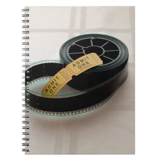 Film Time Spiral Notebook