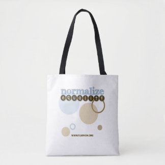 Filminism Tote Bag - Normalize Equality