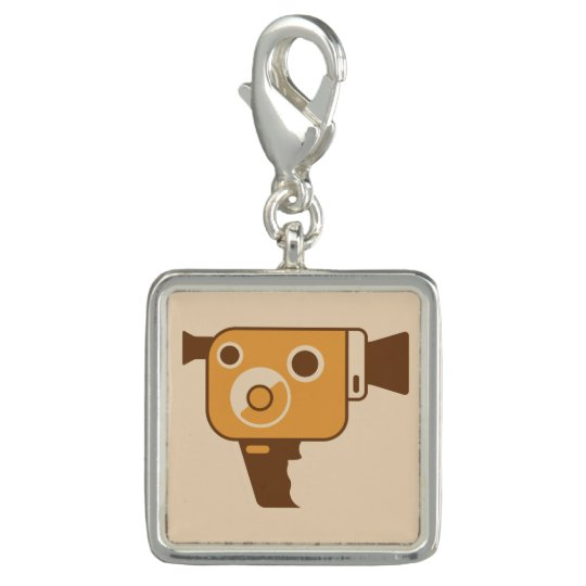 Filmmaker Movie Camera Charm
