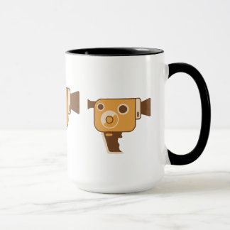Filmmaker Movie Camera Mug