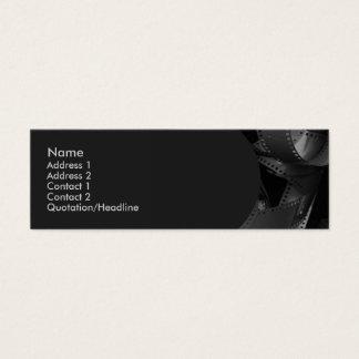 Filmstrip Business Card