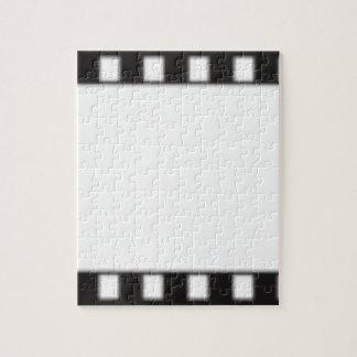 filmstrip jigsaw puzzle