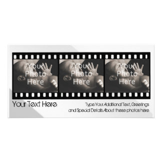 Filmstrip Photo Card, Any Occasion...