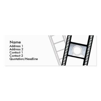 Filmstrip - Skinny Pack Of Skinny Business Cards