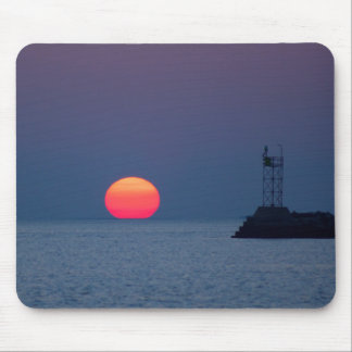 Filtered Light Mouse Pad