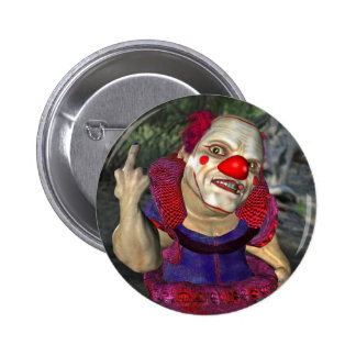 Filthy the Clown 2 Inch Round Button