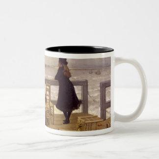 Fin octobre mug à café