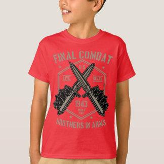Final Combat Kids' TAGLESS® T-Shirt