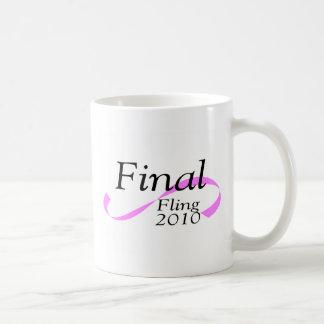 Final Fling 2010 Mugs
