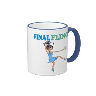 FINAL FLING COFFEE MUGS