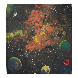 FINAL FRONTIERS (outer space design 8) ~ Bandannas