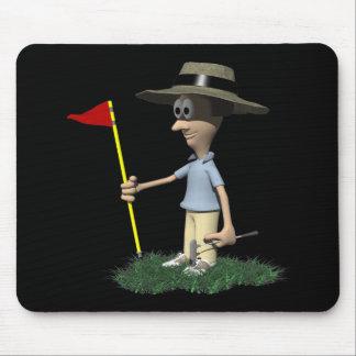 Final Hole Mouse Pad