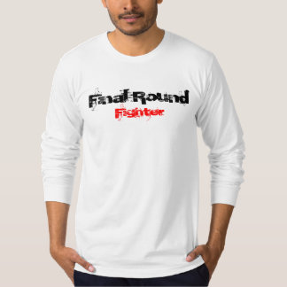 Final Round Champion Shirt - Custo... - Customized