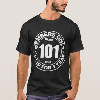 Finally 101 club T-Shirt