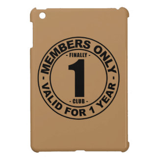 Finally 1 club iPad mini cover