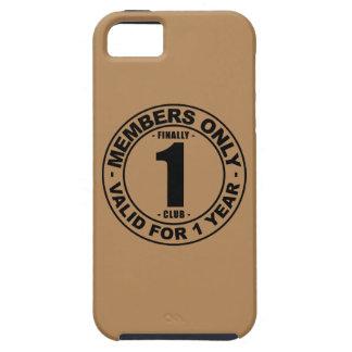 Finally 1 club iPhone 5 case