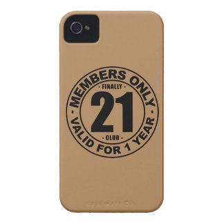 Finally 21 club Case-Mate iPhone 4 cases