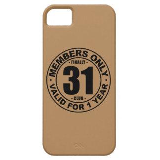 Finally 31 club iPhone 5 case