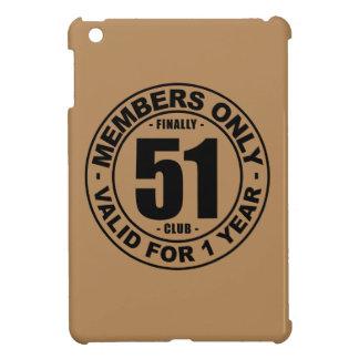 Finally 51 club iPad mini case