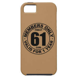 Finally 61 club iPhone 5 cover