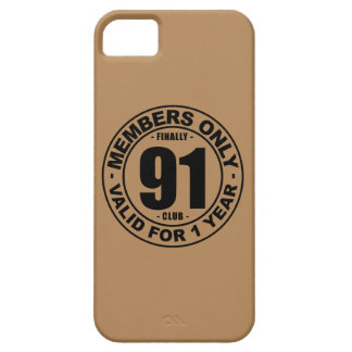 Finally 91 club case for the iPhone 5