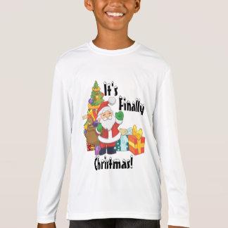 Finally Christmas! T-Shirt