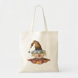 Finally Fall · Scarecrows Tote Bag