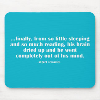 Finally, From So Little Sleeping... Mouse Pad