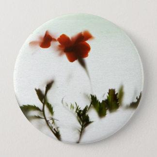 Finally spring! 4 inch round button