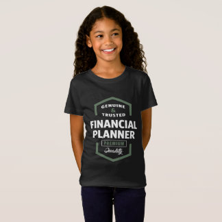 Financial Planner | Gift Ideas T-Shirt